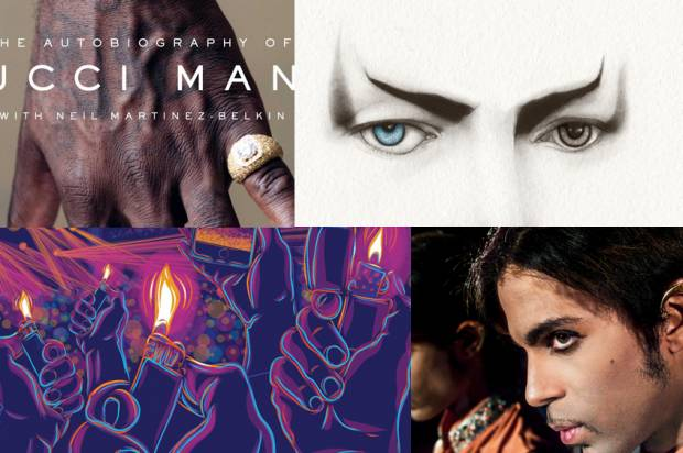 The 30 must-read music books of Fall 2017