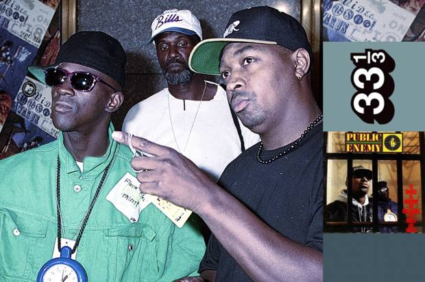 """Scorched earth sampling: the chaotic DNA of Public Enemy's """"Nation of Millions"""""""