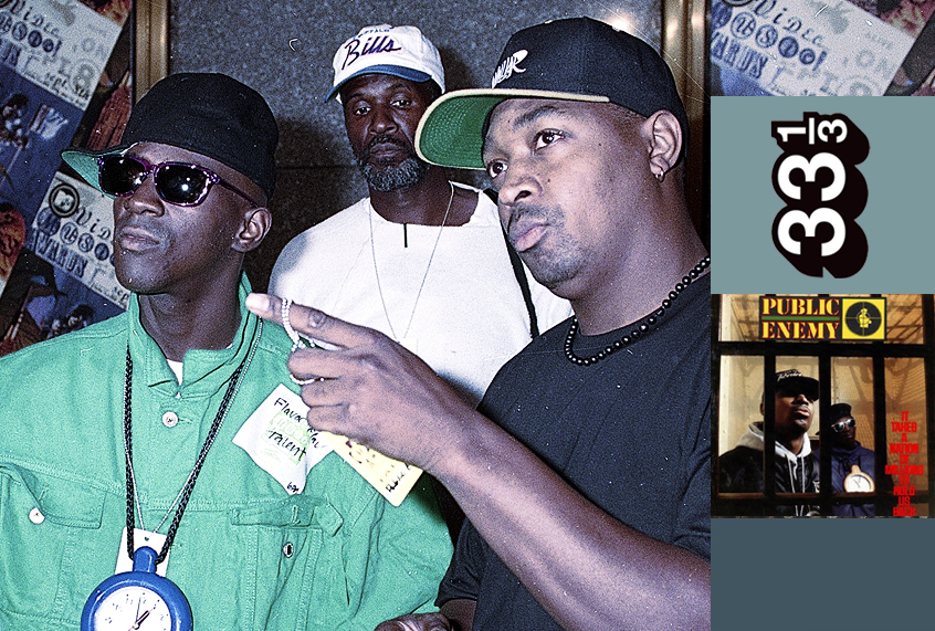 Salon: The chaotic DNA of Public Enemy's