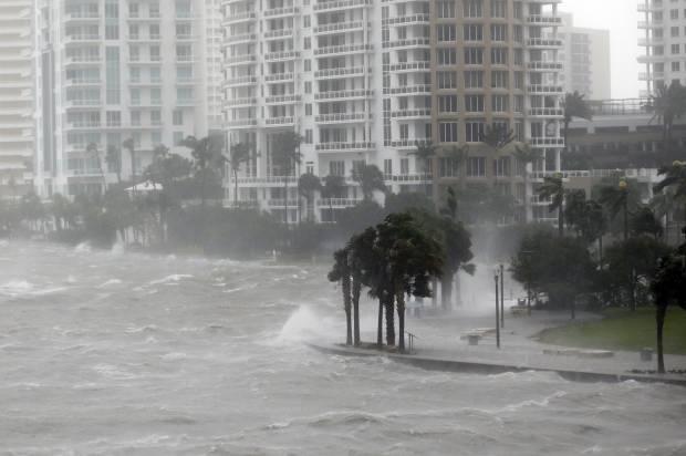 Harvey, Irma, Maria: The hurricane season scientists feared
