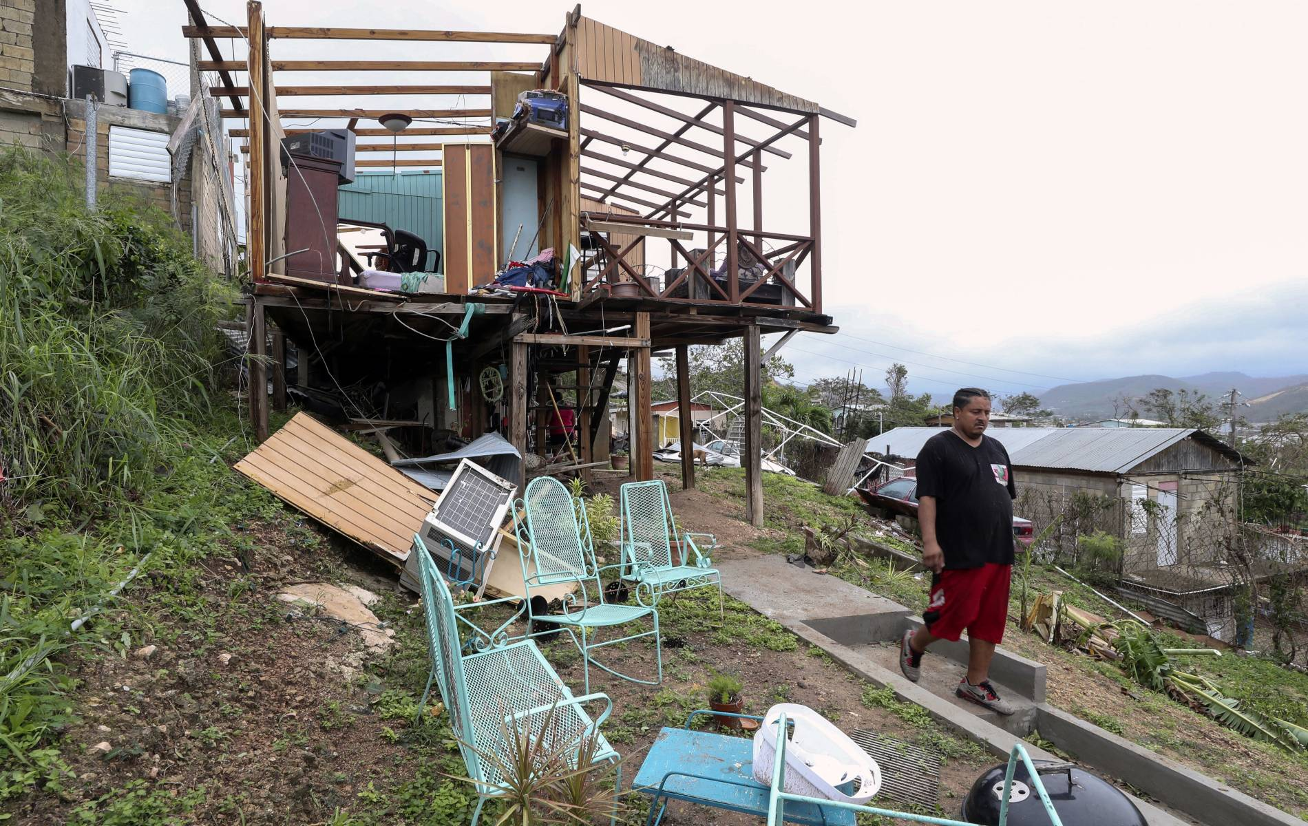 White house plans to unveil puerto rico relief plan next for House plans puerto rico