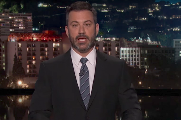 """Jimmy Kimmel slams Bill Cassidy: He """"lied right to my face"""""""