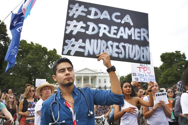 Will the Courts save the Dreamers?