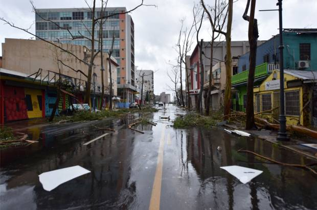 Colonialism makes hurricanes hit the Caribbean harder