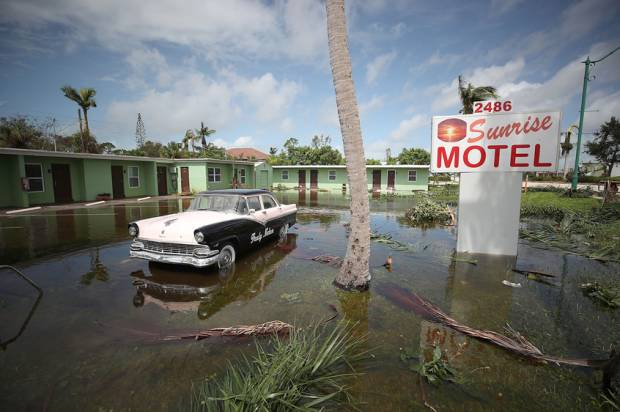 Why Hurricanes Harvey and Irma won't lead to action on climate change
