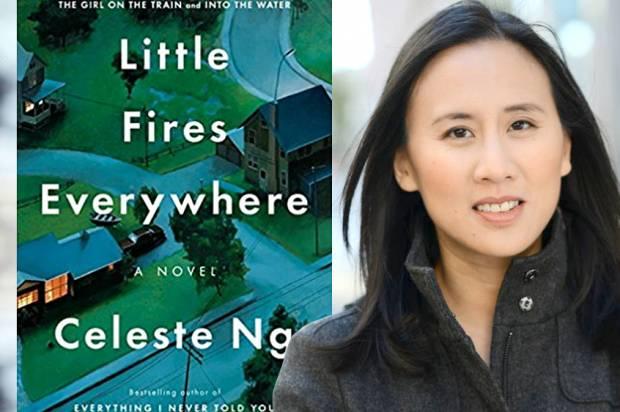 "Celeste Ng's ""Little Fires Everywhere"": Your book club's next big debate novel"