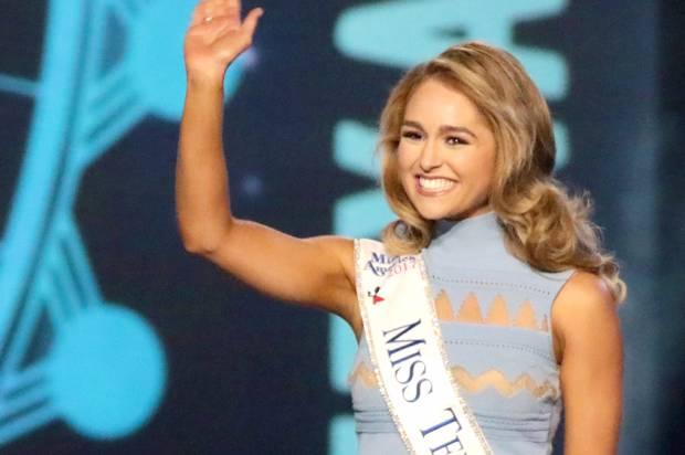 Miss Texas 2017 Margana Wood