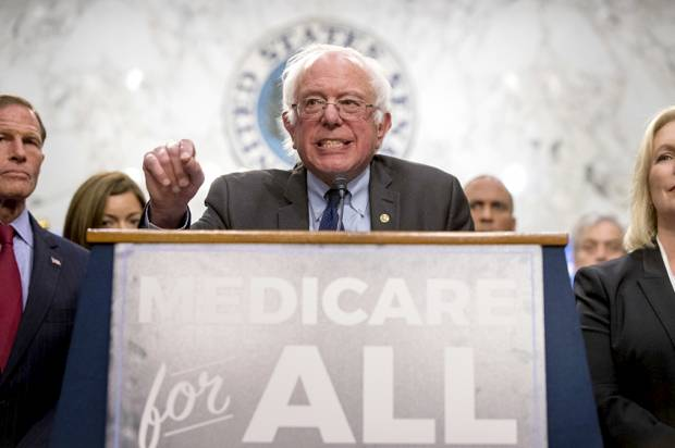 """Bernie's """"Medicare for All"""" actually is the pragmatic health care solution"""