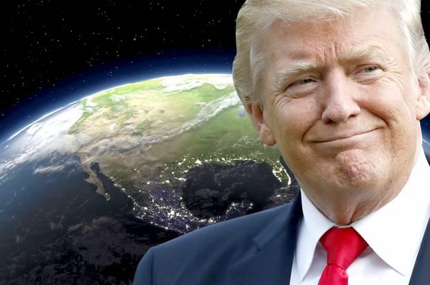Trump in global perspective: Bizarre, yet not unexpected
