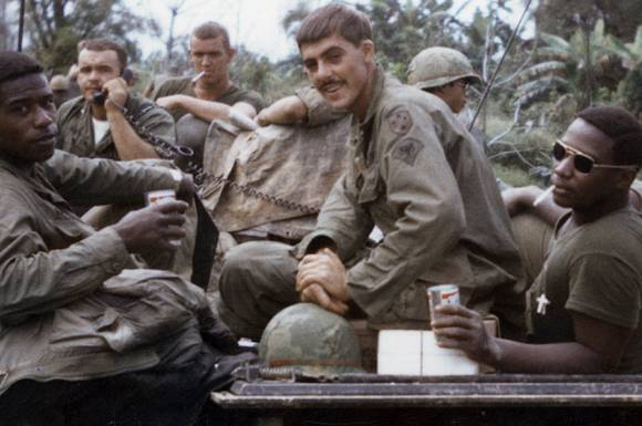 """The Vietnam War"": Ken Burns and Lynn Novick making art out of ""unprocessed trauma"""
