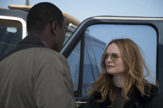 After three decades in film, Heather Graham comes into her own