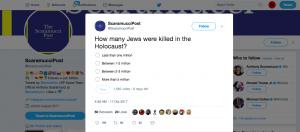 Scaramucci Post Holocaust
