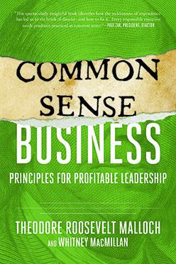 Common Sense Business=
