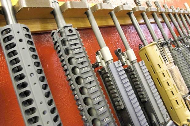 AR-15 Style Rifles