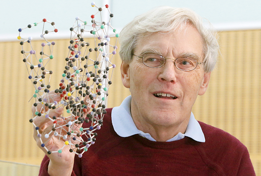 Nobel Chemistry Prize won for capturing proteins in action