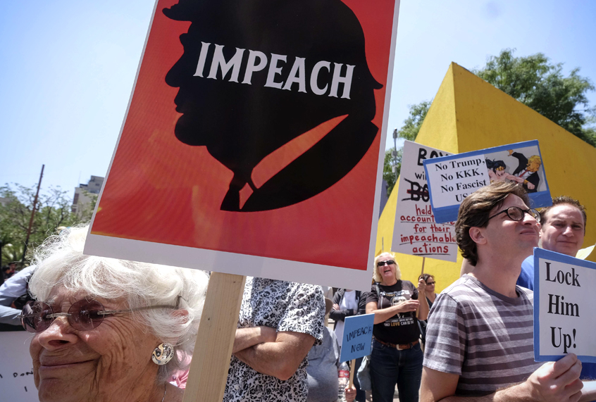 Robert Reich: We are beyond impeachment  It's time to annul