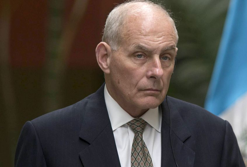 White House Staff Chief John Kelly told he won't apologize Frederica Wilson