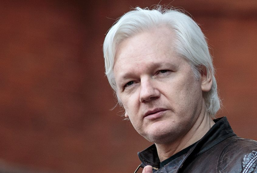 What is happening to Assange will happen to the rest of us