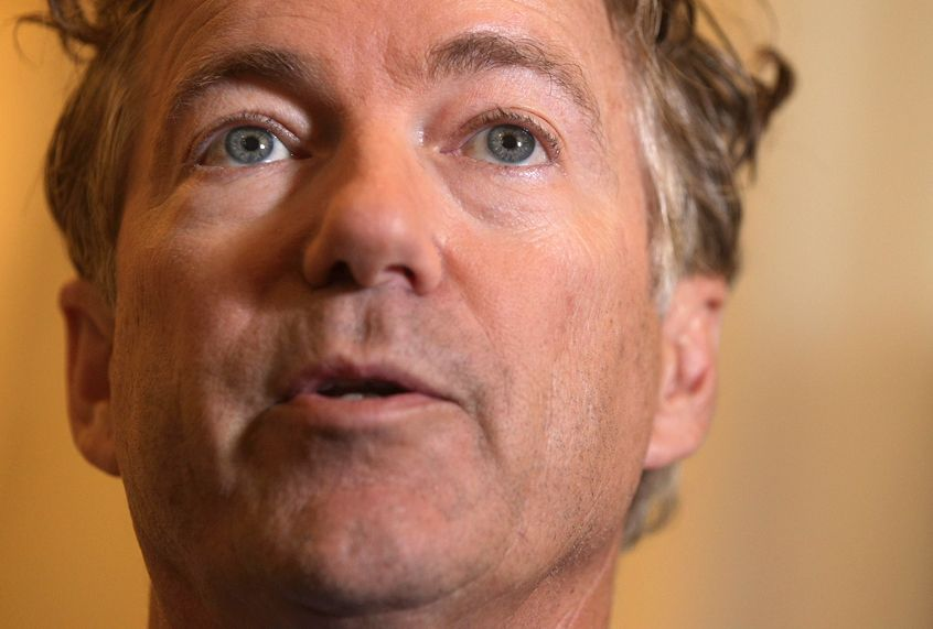Rand Paul reveals the Republican deficit charade