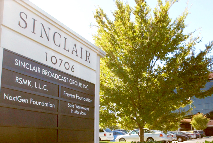 Sinclair solicits its news directors to donate to its own PAC: report