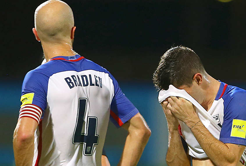 7bf44cf19 U.S. men s soccer fails to qualify for World Cup