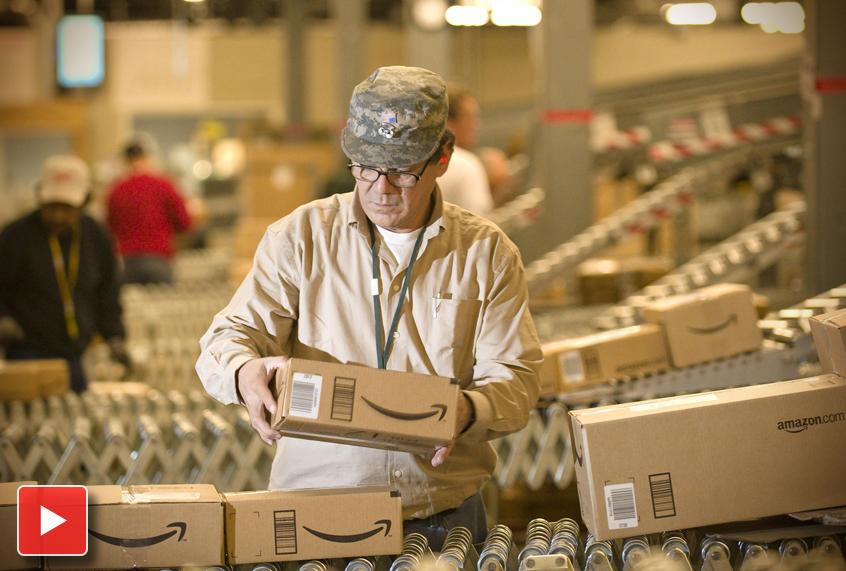 Jeff Bezos Deemed Richest Man In World While Amazon