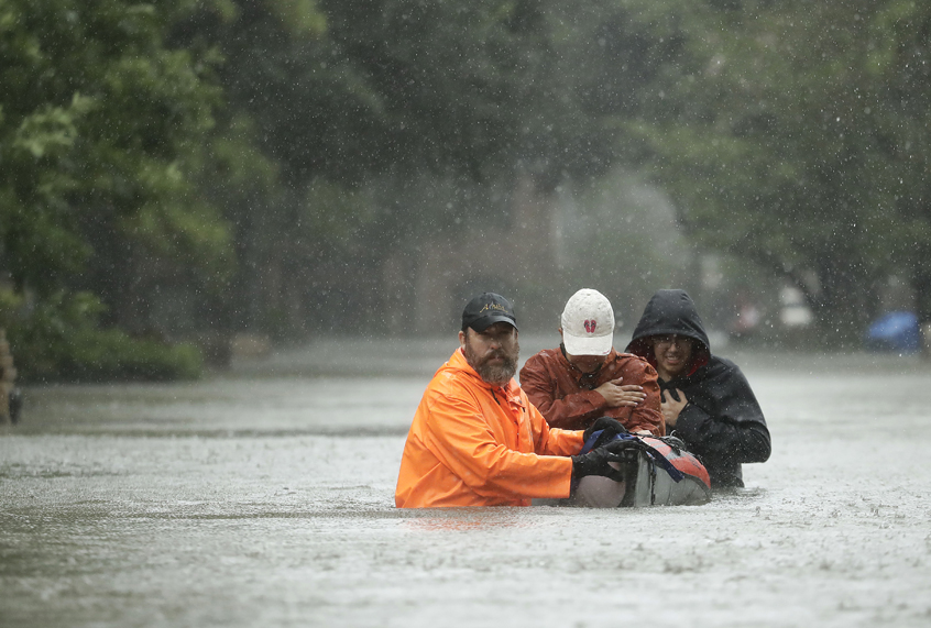Federal judge dismisses suit against Army Corps for post-Harvey flooding