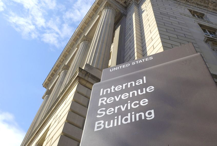 What To Do If You Owe The Irs Money Salon