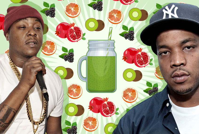 How hip-hop is trying to get you healthy