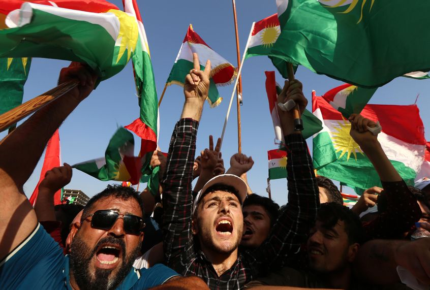 "The ""second Israel"" dream: Kurdistan and 21st century secessions"