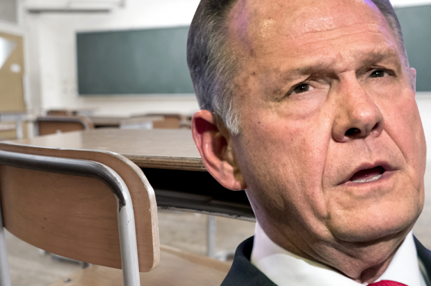 Exploring the radical roots of Roy Moore's theocratic Christianity