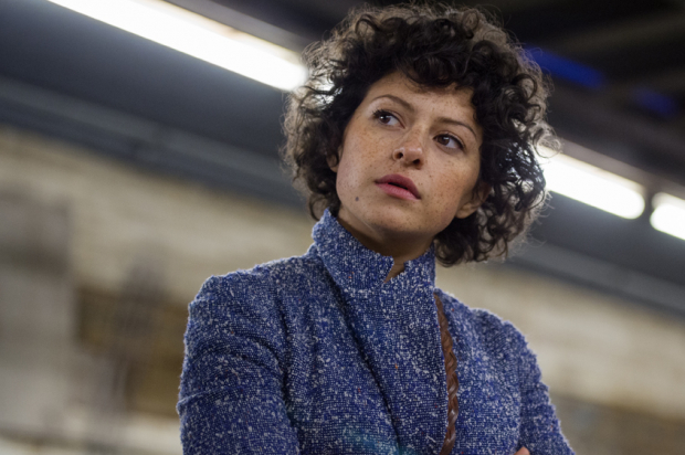 "Alia Shawkat of ""Search Party"" wants to be heard on set"