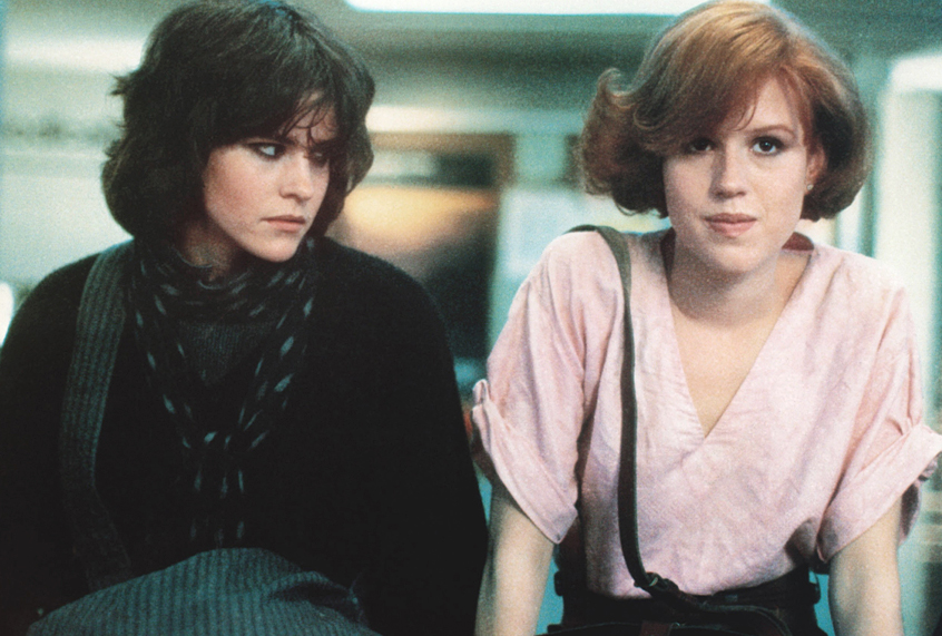 This Deleted Scene From The Breakfast Club Has Been Under Wraps