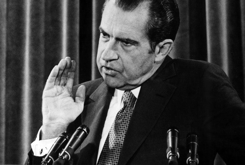 Richard nixon essay
