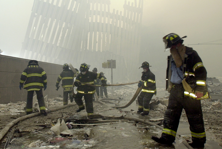 Image result for image of 9/11 First Responders Have A Message For Politicians