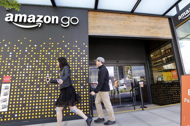 Amazon Go Cashier less Store