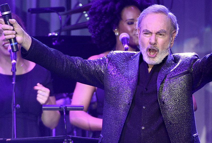 Neil Diamond retires from touring following Parkinson's