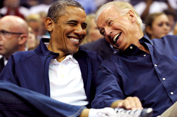 Barack Obama; Joe Biden