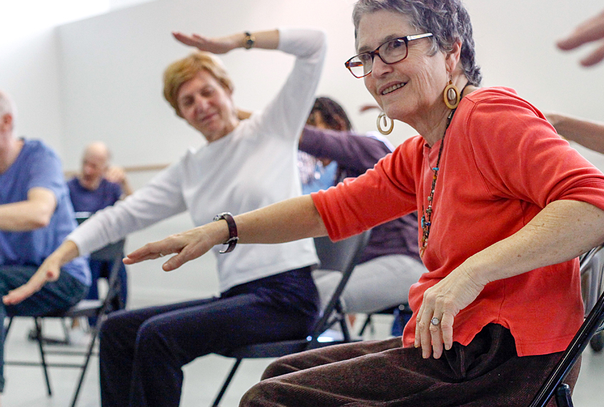 A dance with Parkinson's: Patients find movement and meaning through dance therapy