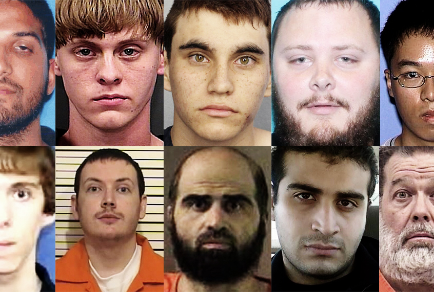 Swapping one evil for another: Have mass shooters replaced