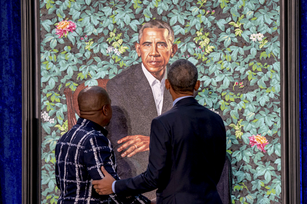Barack Obama; Kehinde Wiley
