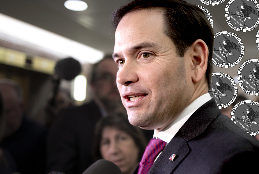 Marco Rubio responds to Florida school shooting: Not fair to blame lawmakers