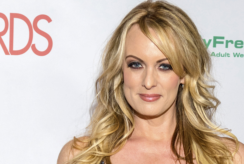 Stormy Daniels Sues Donald Trump Over 130 000 Payoff
