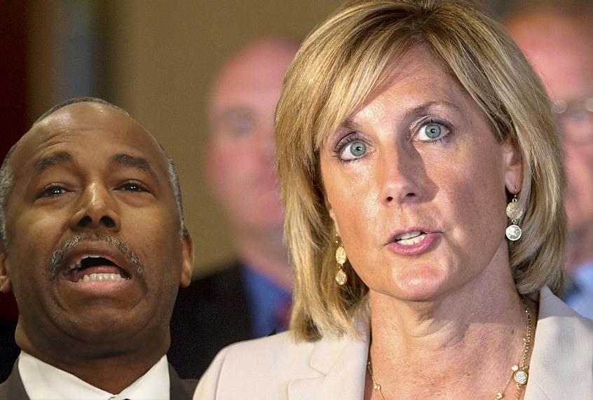 Gop Representative Blames Deep State For Ben Carson Furniture