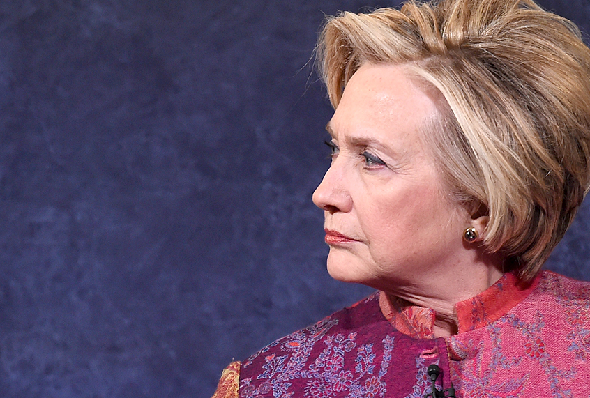 """Hillary Clinton attracts anger for saying she won the states """"moving forward"""""""