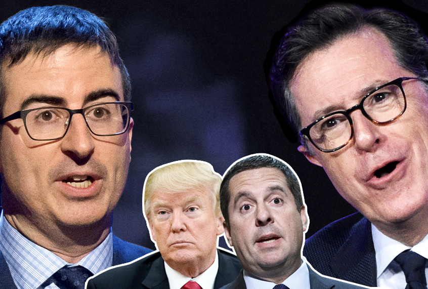 The science of satire and lies: Watching Colbert can fight right-wing brain rot