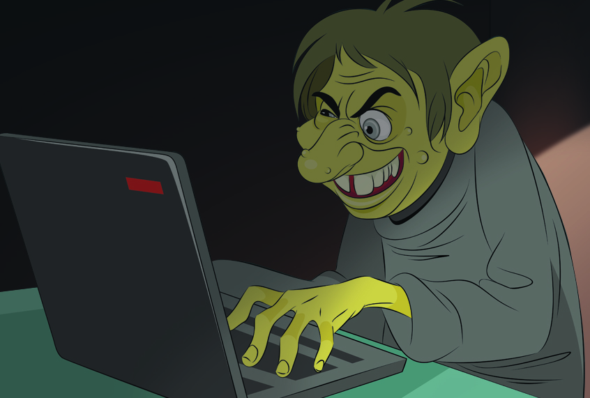 Why Americans are such easy targets for trolls and bots | Salon com