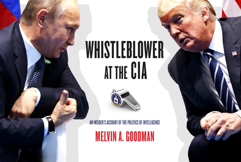 Veteran CIA agent on Trump: