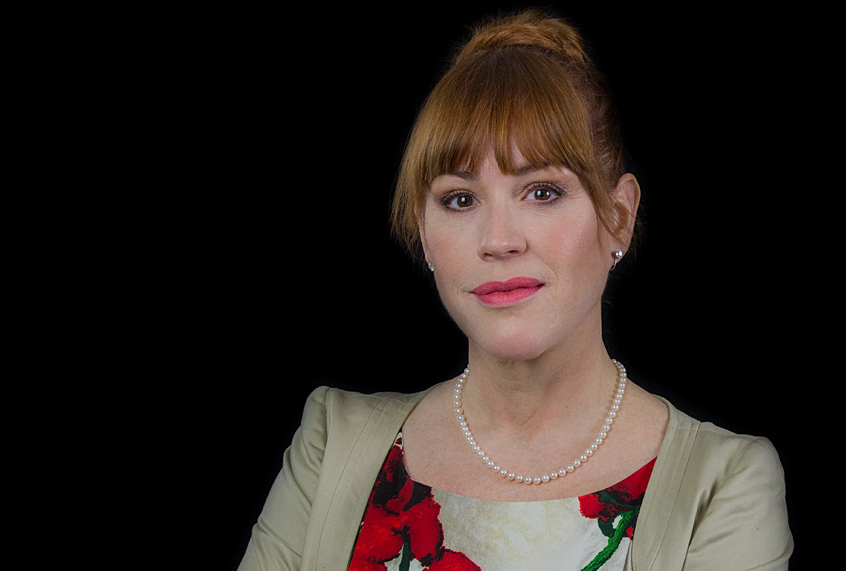 """Molly Ringwald sits down with Salon: """"I have a voice and I ..."""