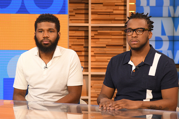 """Men arrested at Philly Starbucks speak out: """"This is something that has been going on for years"""""""